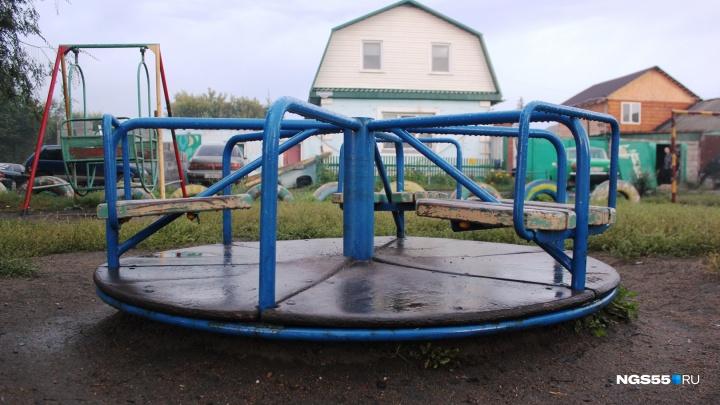 Деньги девать некуда: на баланс города предложили взять детскую площадку, у которой уже есть хозяин