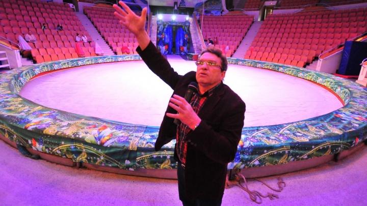 Покрасят купол и создадут современный фасад: Анатолий Марчевский рассказал, как отремонтируют цирк