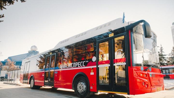 Губернатор рассказал, когда в Тюмени станет больше электробусов