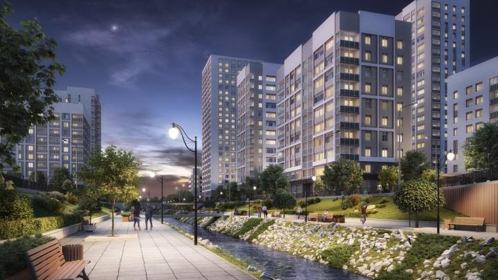 «Этот проект перевернет рынок жилья в Екатеринбурге»: застройщик — о новом квартале c набережной