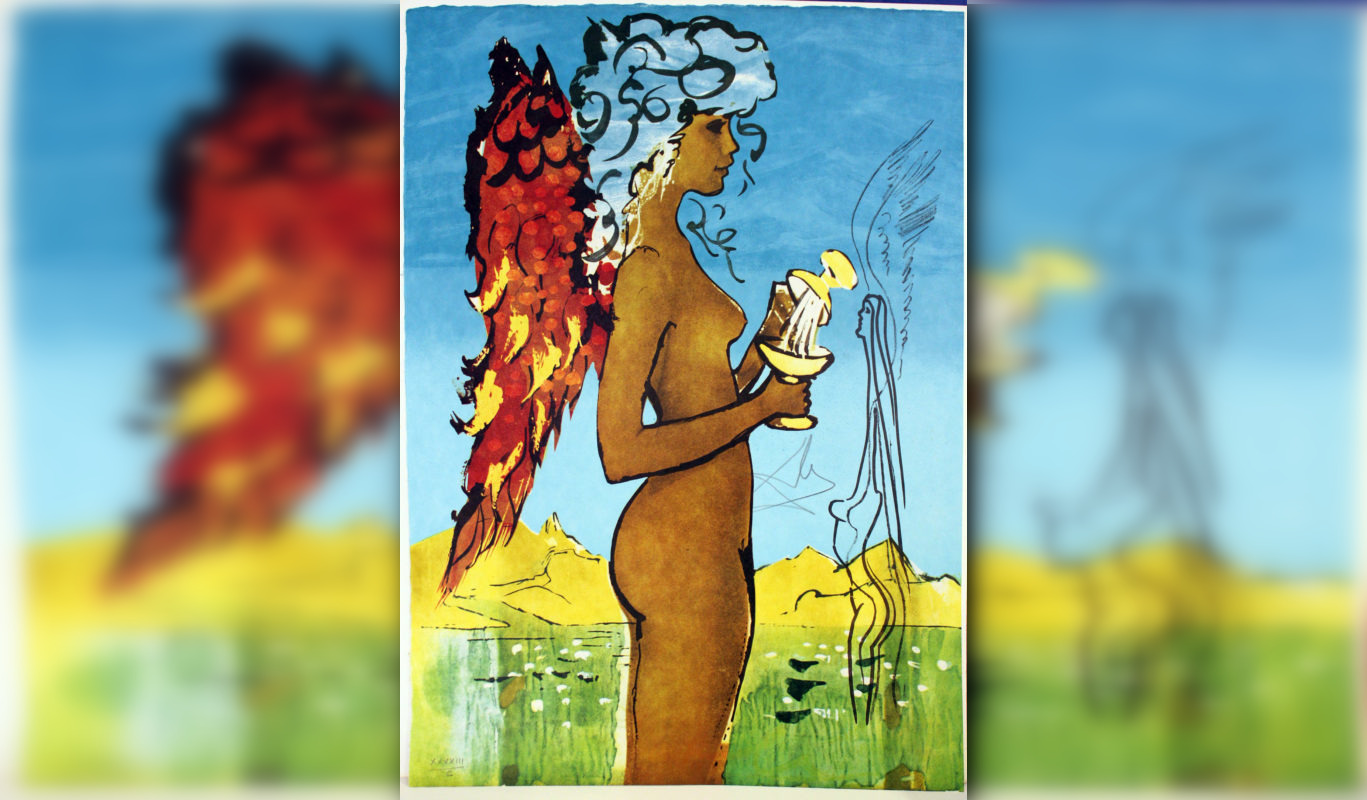 На выставке покажут работы из серий «Кармен», «Приключения Алисы в Стране Чудес», «Далинианские лошади», а также иллюстрации к повести Педро де Аларкона «Треуголка»