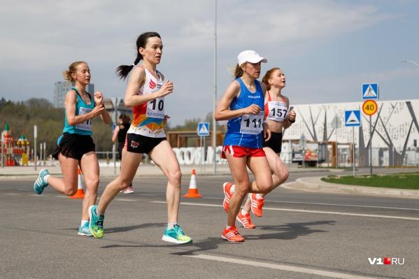 Участникам полумарафона предлагают выбрать дистанцию на 5, 10 и 21 километр