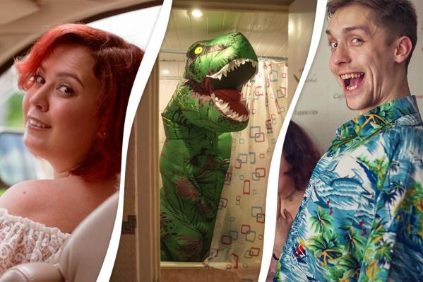 Мы раскрыли авторов вирусного объявления про сдачу квартиры, где на фотографиях был динозавр