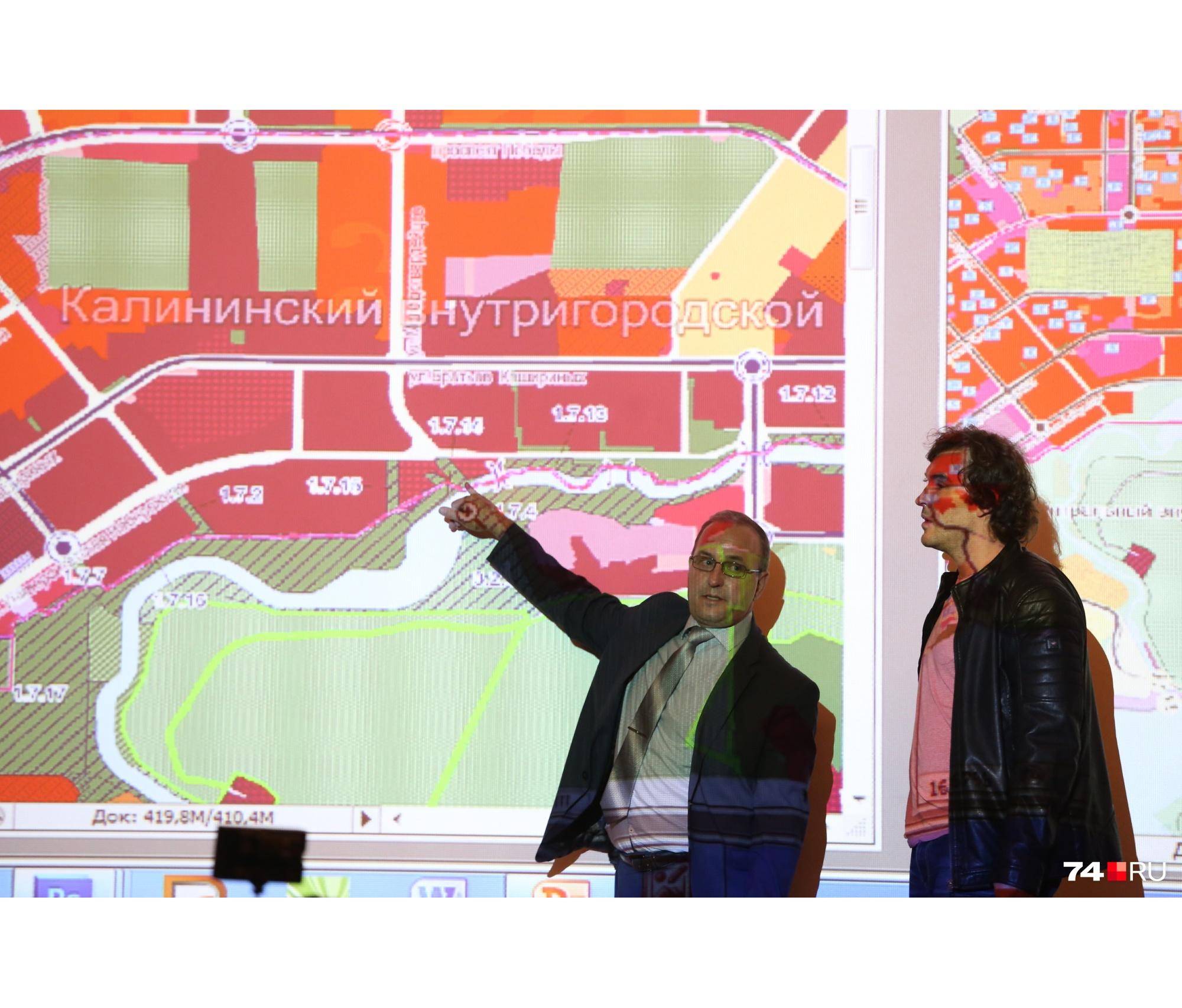 Проект дублёра Университетской Набережной сильно насторожил жителей посёлка Мелькомбинат