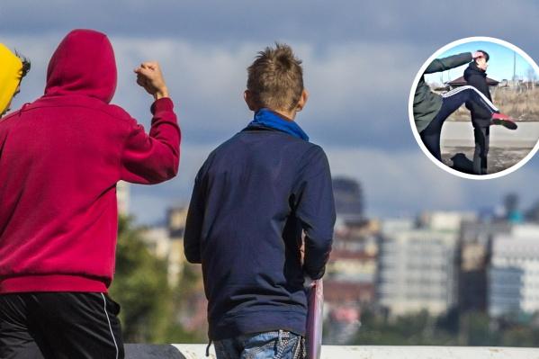 Сейчас следователи проверяют причастность подростков к другим нападениям