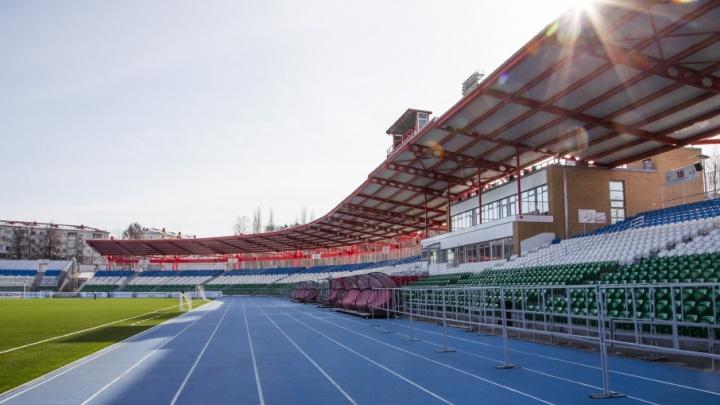 Уфимский стадион «Нефтяник» получил «строительный Оскар»