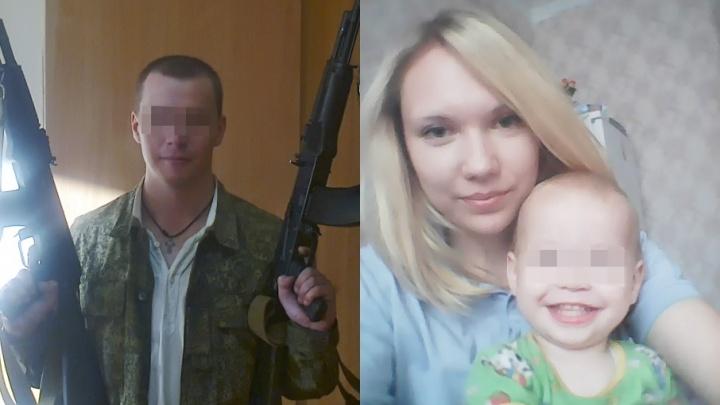 Мужчине, который задушил жену и поджег квартиру с ребенком в Лысьве, снова продлили арест