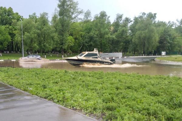 Жители Волгаря собираются пересесть с авто на водный транспорт