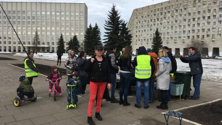 «Горд, что я политический преступник»: суд оштрафовал еще трех северян за шествие 7 апреля