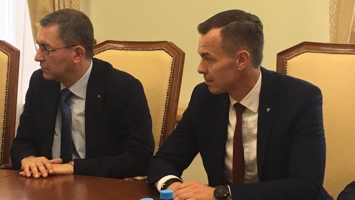 В Поволжском банке Сбербанка сменился руководитель