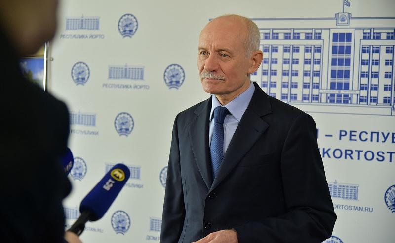 Хамитов пояснил, что таким образом Башкирия получит в общей сложности порядка 25 миллиардов рублей