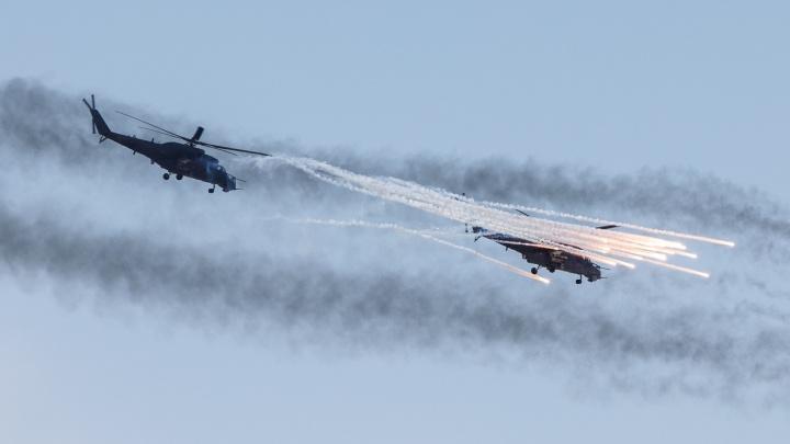 Военные отметят День города в Волгограде выставкой техники и авиашоу с истребителями и штурмовиками