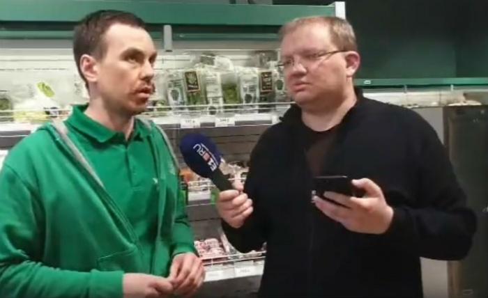 Иван Зайченко в прямом эфире рассказал нашему журналисту Сергею Панину о проверке Роспотребнадзора и о том, как планирует развивать свой бизнес