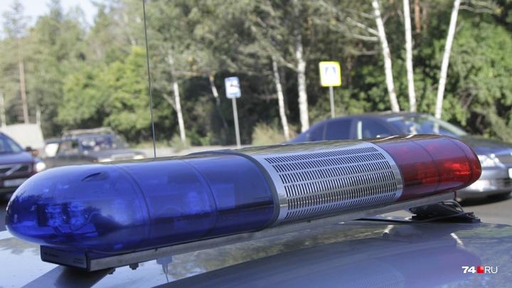 Челябинец на мотоцикле без номеров погиб, влетев в бетонное ограждение