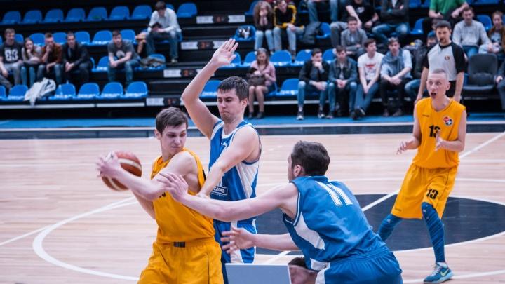 В Ярославле запели баскетболисты
