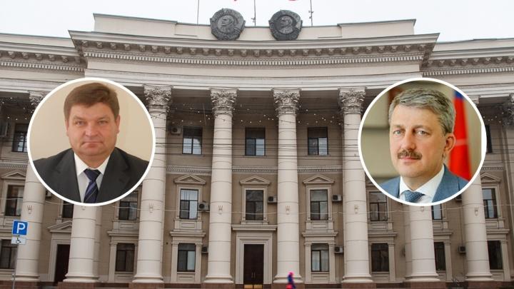 В Волгоградской области нашли замену двум вице-губернаторам, перебравшимся в областную думу