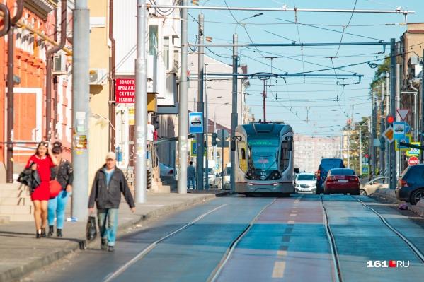 Ремонт зданий пройдет на двух центральных улицах Ростова