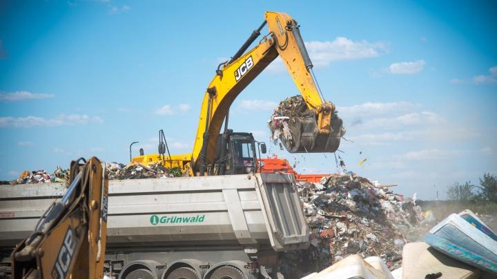 На рекультивацию мусорного полигона в Левенцовке выделили 49 миллионов рублей