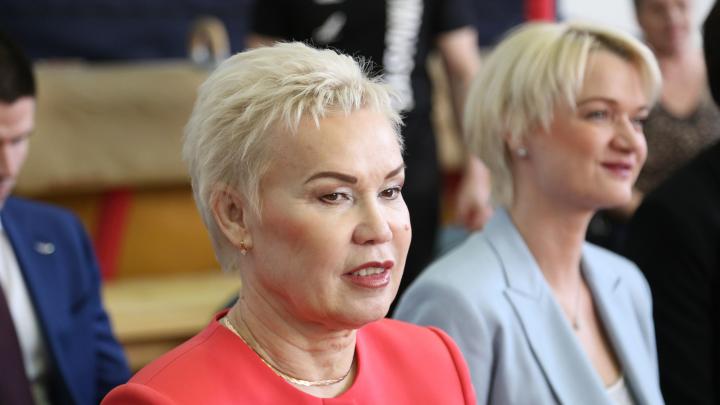 Заслуженная спортсменка Рима Баталова прокомментировала запрет российского флага на Олимпиаде
