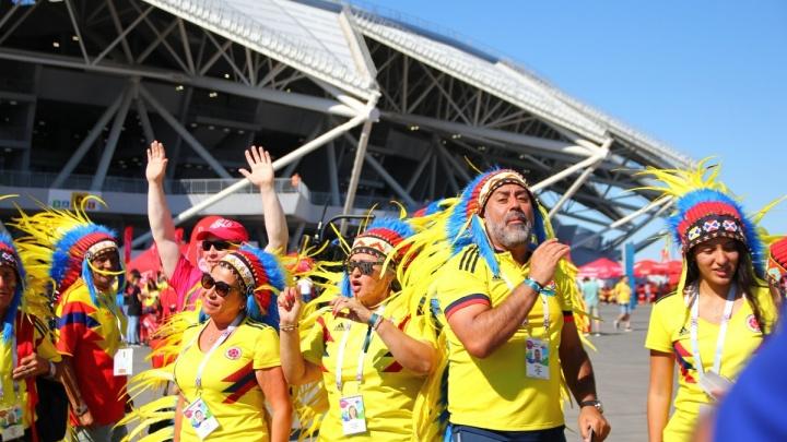 Самару во время ЧМ посетили 224 тысячи туристов