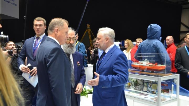 Петербург потратит 27 миллионов рублей, чтобы показать в Архангельске свой арктический потенциал