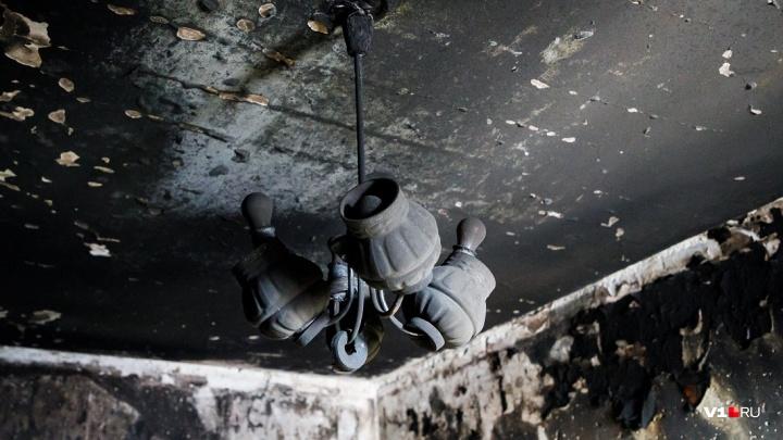В МЧС бьют тревогу: в Волгоградской области заживо сгорели муж и жена