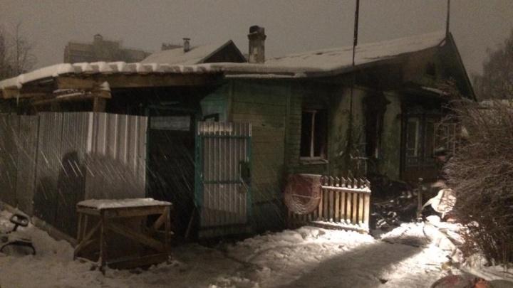 Пожар в Ярославле: погибли четыре человека