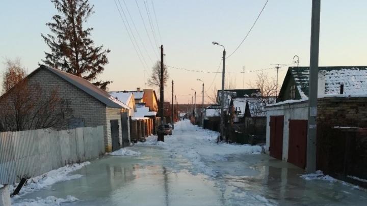«Ситуация критическая»: из-за скрытой аварии в Челябинске затопило десяток жилых домов