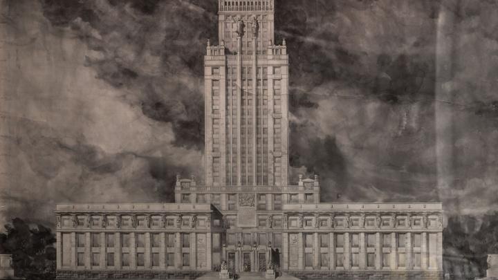 «Город никогда»: 15 шпилей Сталина