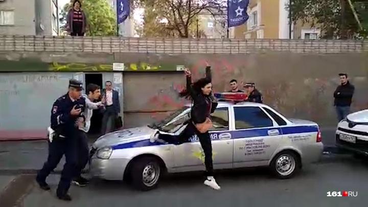 Припомнили старое: рассказываем о причинах драки в Ростове между пьяной компанией и полицейскими