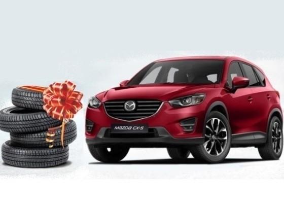 """Пять причин купить новую Mazda в """"Автопродикс"""" на ЖБИ назвали екатеринбуржцам"""