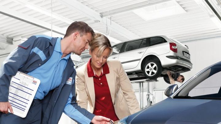 В «Бош Авто Сервис» проверят безопасность автомобиля