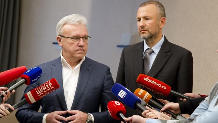 Губернатор рассказал о договоренностях с олигархом на встрече в Красноярске