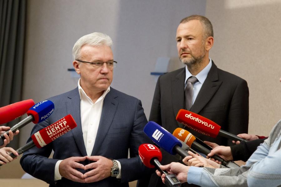Мэр Красноярска объявил, что продолжит увольнять чиновников