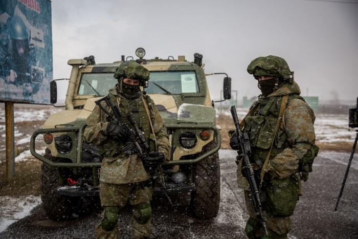 В рамках военных учений в Новосибирской области обезвредили диверсионную группу