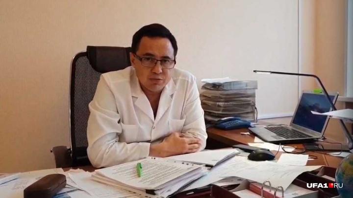 Главврач больницы Кармаскалы рассказал о состоянии пострадавших от взрыва газа