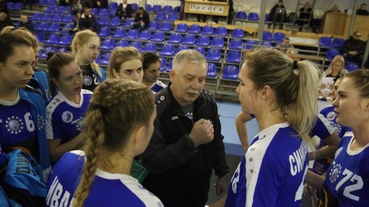 Встречаем чемпиона: волгоградские гандболистки сыграют с сильнейшей командой страны