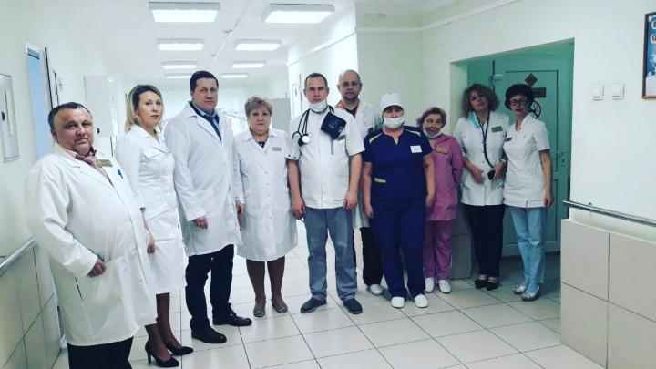 Размещали пациентов в коридоре: в самарской гериатрической больнице сменили главврача