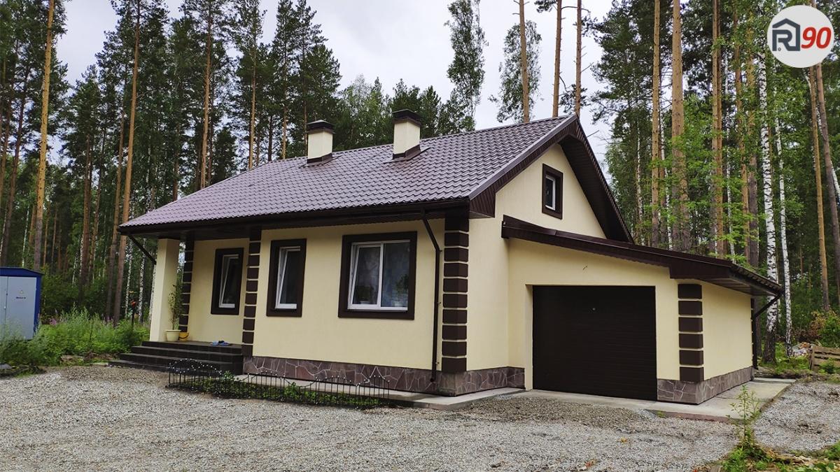 Дом 90 кв. м с отделкой под чистовую — 2,9 млн руб., с чистовой отделкой — 3,3 млн руб. — альтернатива 3-комнатной квартире