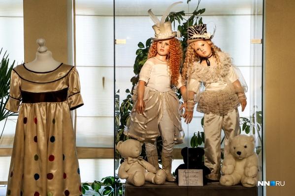 Большинство кукол в галерее сделано маленькими партиями или в одном экземпляре.
