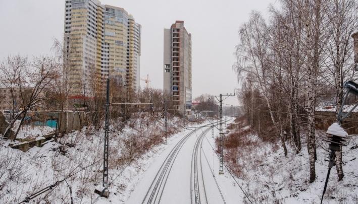Железнодорожную ветку между станциями Пермь-I и Пермь-II закроют 27 января