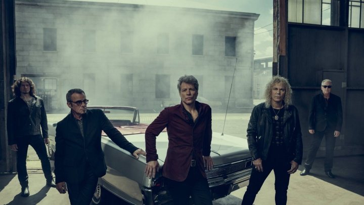 «Авторадио» в Перми разыграет билеты на концерт Bon Jovi