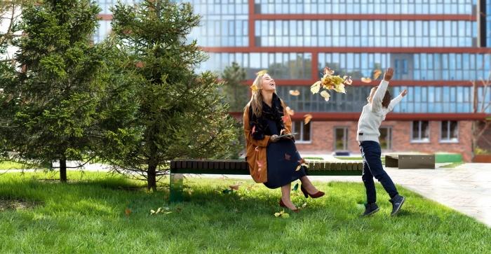 Новосибирцы смогут купить квартиру по акции и посадить дерево за один день