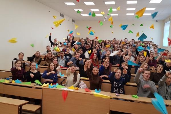 #СамараВремяПризнанийКоролёв — новый хештег самарской молодёжи