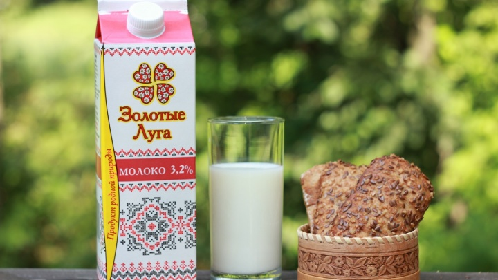 Молоко с доставкой на дом: в Новосибирске появился удобный сервис от «Золотых лугов»