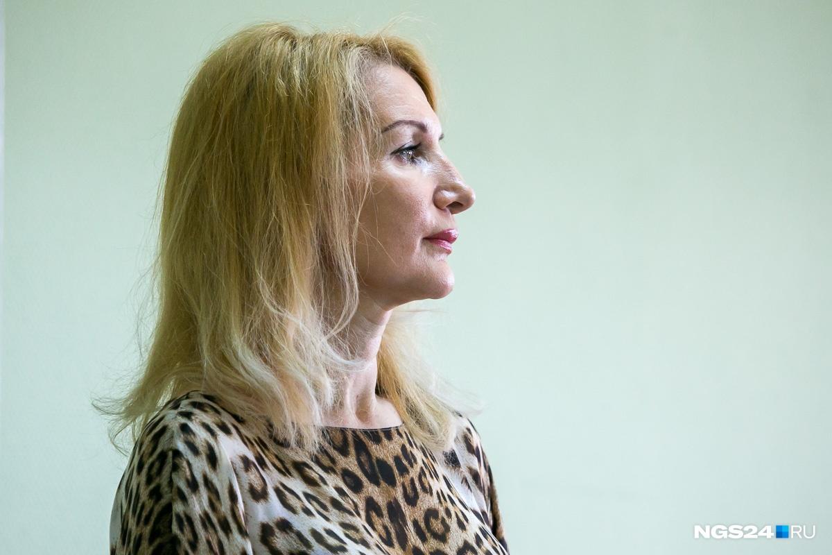 Надежда Маршалкина обвиняется в получении двух взяток в размере 72 млн руб.