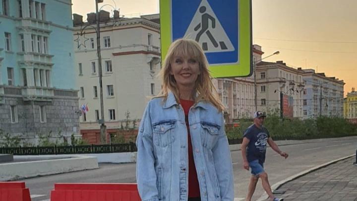 Певица Валерия прогулялась по Норильску и восхитилась полярным днём