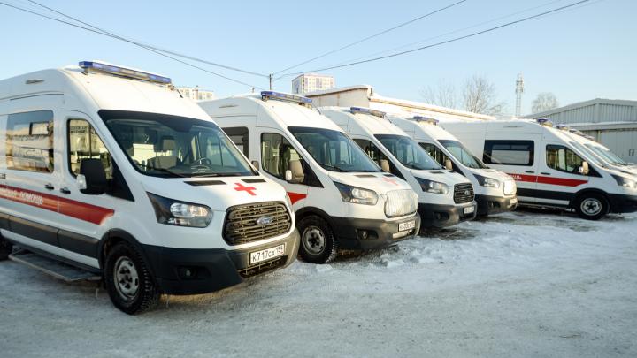Зато они шире «газелей»: рассматриваем скорые для Екатеринбурга, на которых отказались работать водители