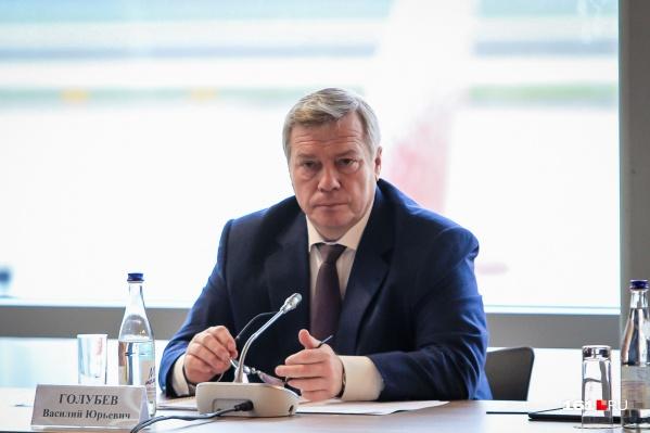 В 2018 году в рейтинге губернаторов Голубев занял 49-е место