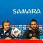 «Сейчас сплю меньше, чем обычно»: тренер Коста-Рики — о подготовке к матчу на «Самара Арене»